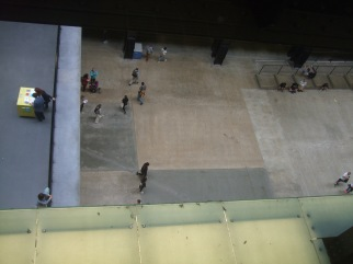 people in turbine hall 3