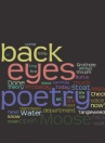 back eyes poetry - the cover of one of our poetry anthologies