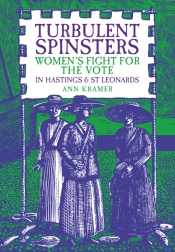 Turbulent Spinsters - cover pic