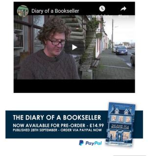 The Diary of a Bookseller, Wigtown bookshop