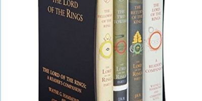 Lord of the Rings - a fancy boxed set