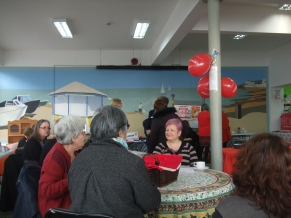 Eastbourne women's forum at the community hub