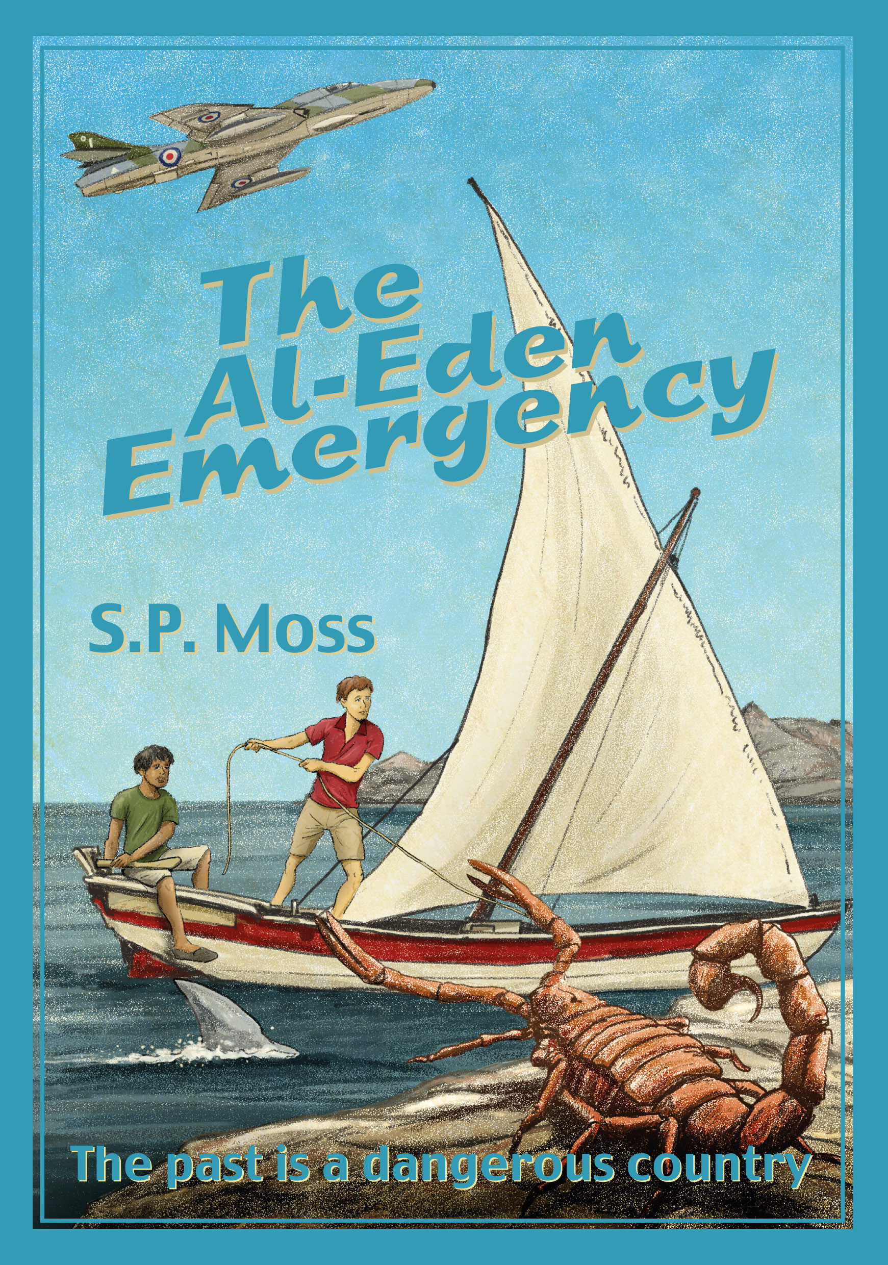 The Al-Eden Emergency - cover pic