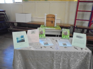 Timothy's Gate launch display