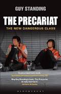 The Precariat by Guy Standing - cover pic