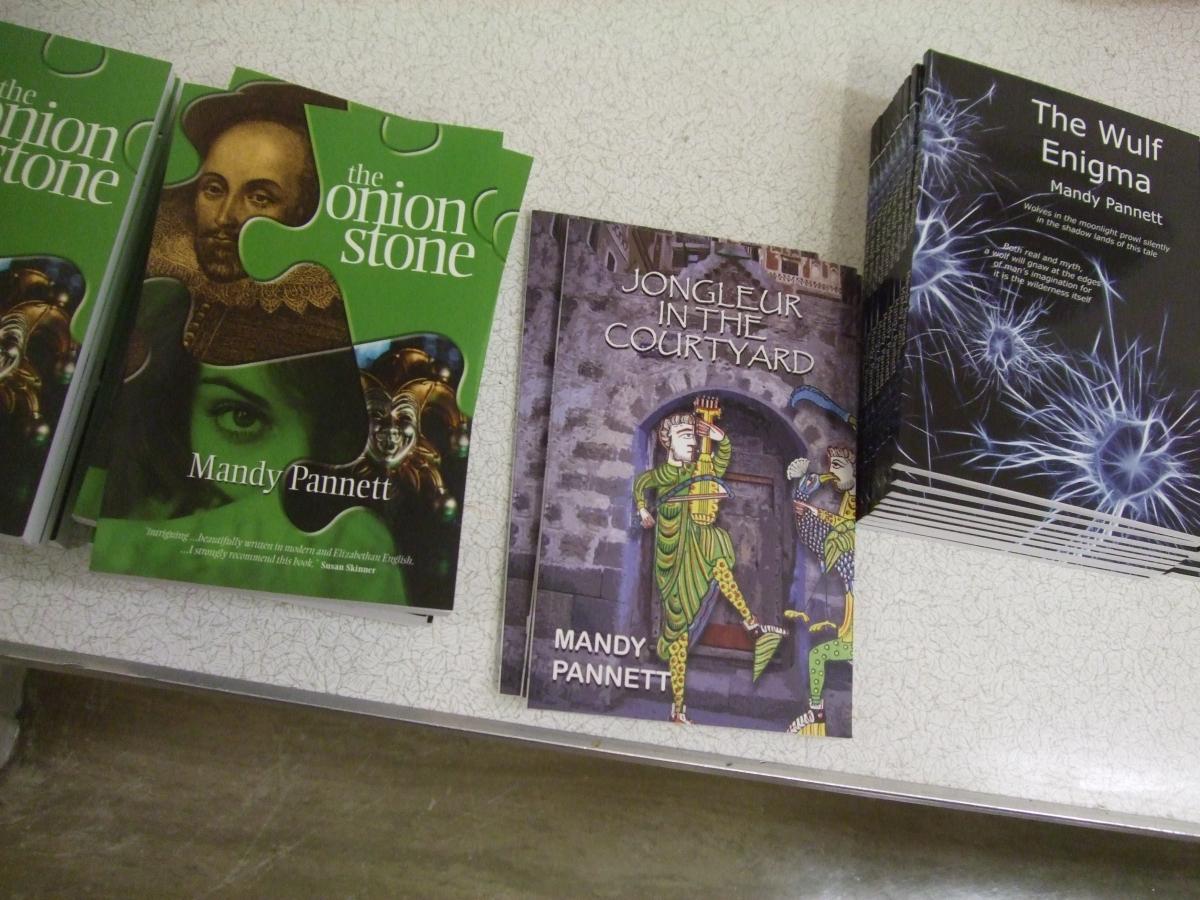 Books by Mandy Pannett