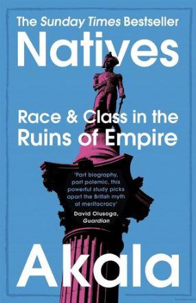 Natives by Akala - book cover