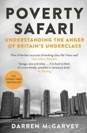Poverty Safari by Darren McGarvey - book cover