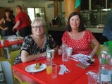 Geri and Merryl from Eastbourne CLP