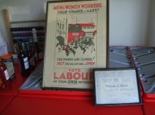Vintage Labour posters
