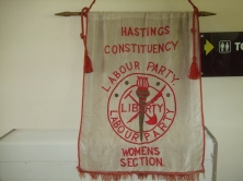 Hastings & Rye Labour Party Women's Section Banner