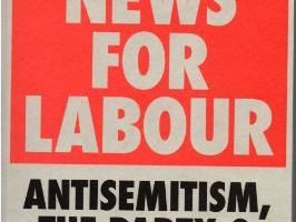 Bad News for Labour: anti-semitism, the Party and Public Belief - book cover