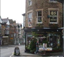 Scriveners Bookshop, Buxton