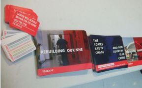 campaign materials