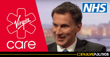 Jeremy Hunt eyeing up the NHS