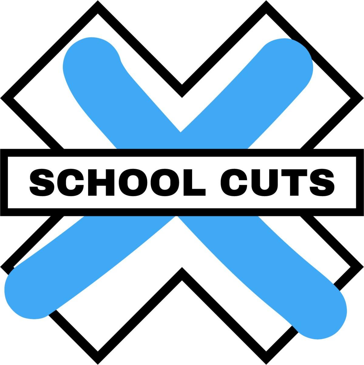 school cuts logo