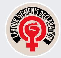 Labour women's declaration logo
