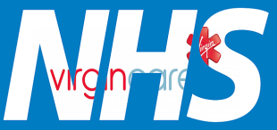 Virgin care NHS logo