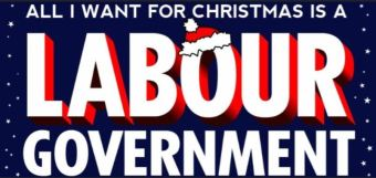 All I want for Christmas is a LABOUR government