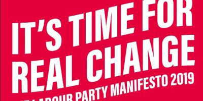 it's time for real change