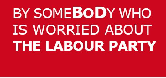 By someBODy whi is worried about the Labour Party
