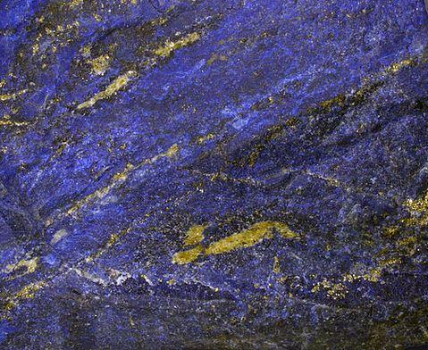 lapis lazuli detail