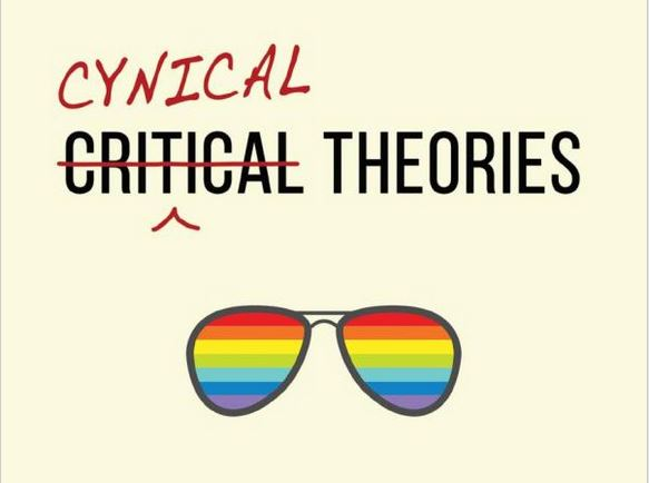 Image from 'Cynical Theories' book cover